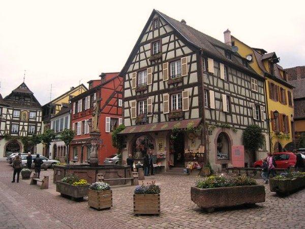 Kaysersberg (Haut-Rhin) Alsace en France