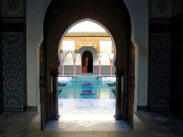 Mosquée de Paris Paris, capitale de la France