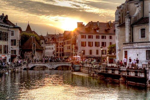 Annecy (Haute-Savoie) France